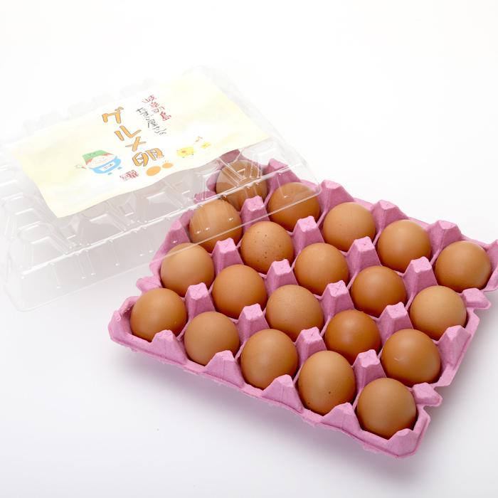 グルメ卵/Lサイズ(20個)